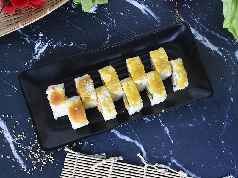 哦一嘻寿司加盟 8