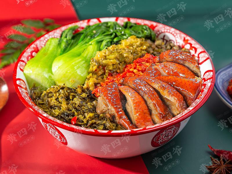 黄四爷剁椒拌饭加盟 黄四爷猪排饭