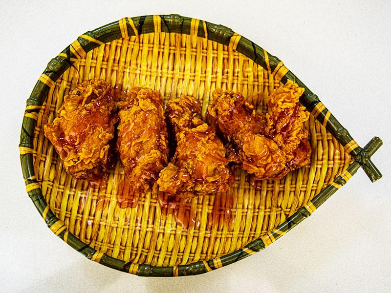 一只招财鸡炸鸡加盟 一只招财鸡炸鸡加盟