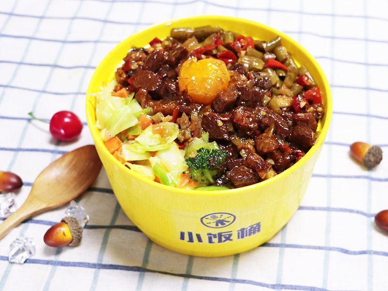 小饭桶牛油拌饭加盟 小饭桶牛油拌饭10