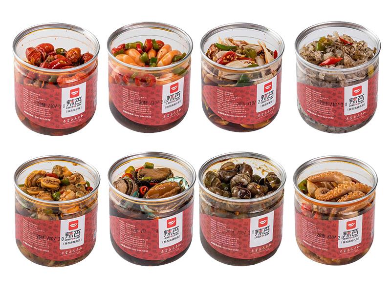 辣否麻辣海鲜餐厅加盟 罐装海鲜