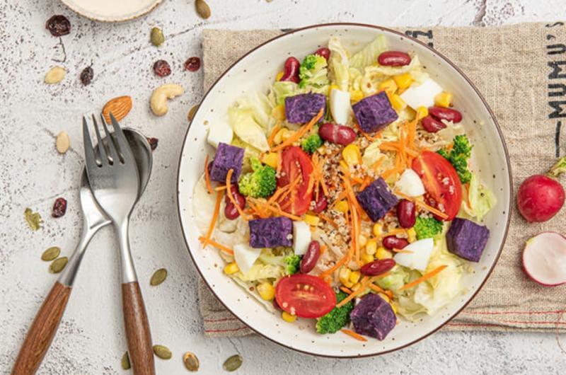 無谷轻食加盟 沙拉系列