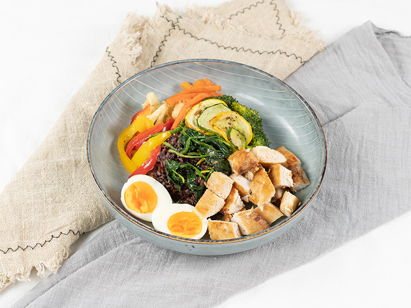 零度低卡沙拉轻食加盟 图片1