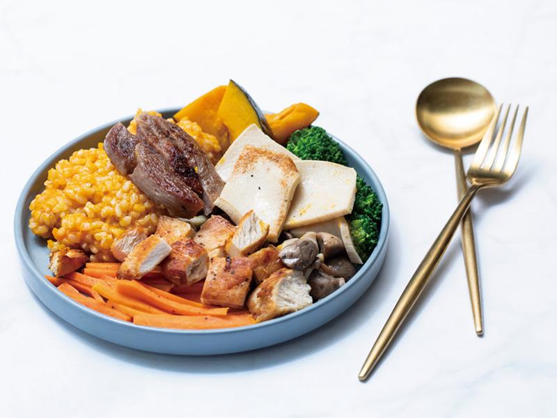 零度低卡沙拉轻食加盟 图片5