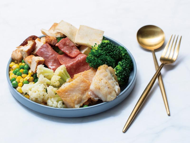 零度低卡沙拉轻食加盟 图片6