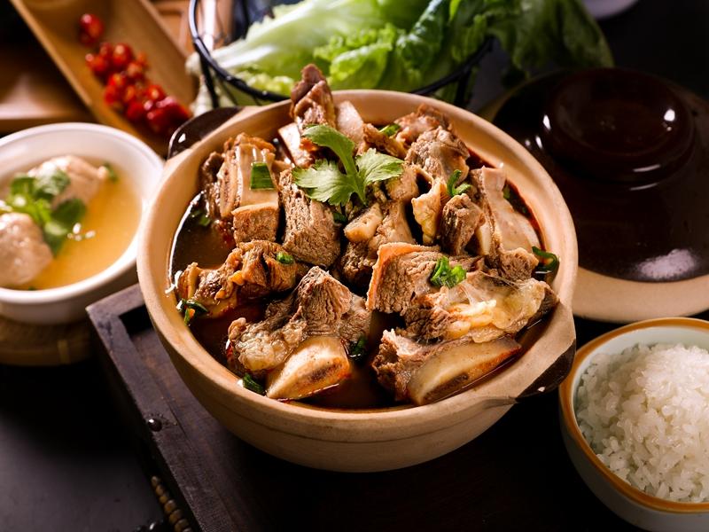牛宗元牛杂档加盟 牛肉饭