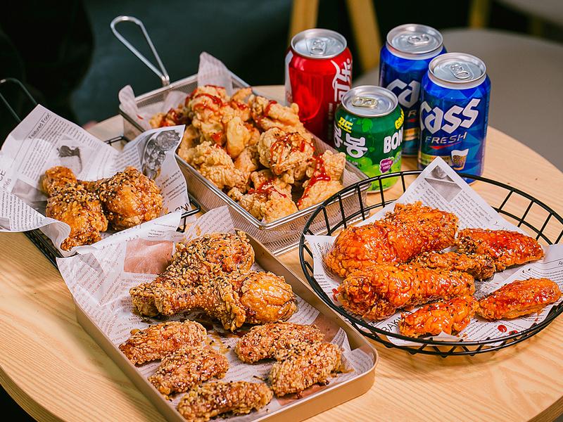 薯味韩式炸鸡万博网上体育 不二思薯薯味Chicken