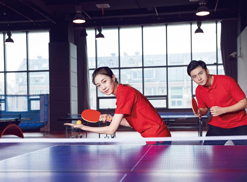 星轨乒乓体能馆