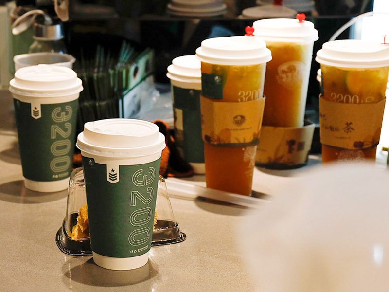 3200Tea茶飲加盟 產品展示