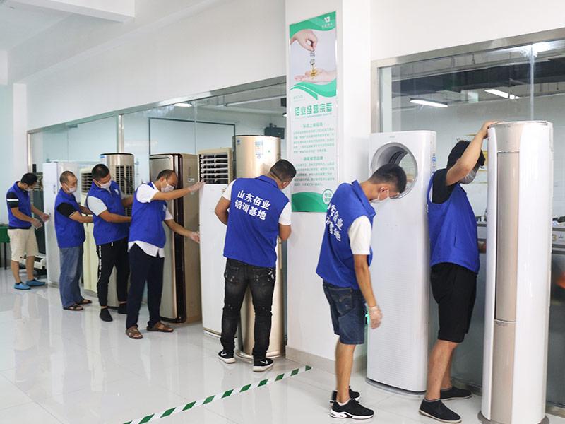 绿洁士家电清洗加盟 绿洁士