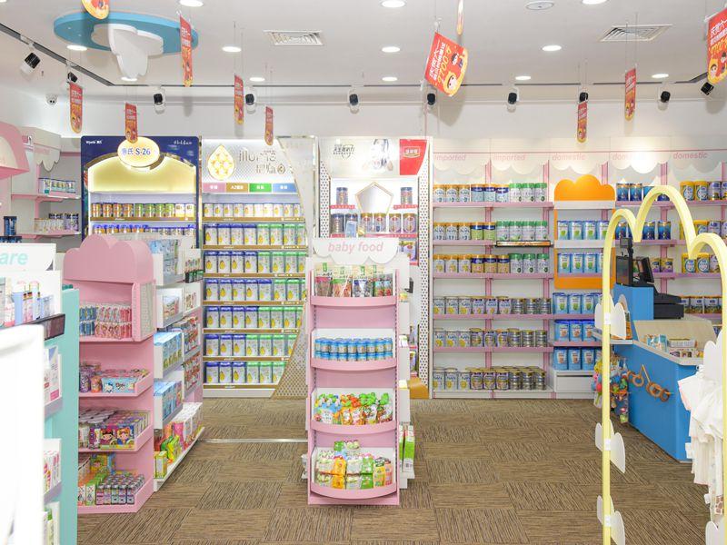 萌贝树母婴加盟 产品图片
