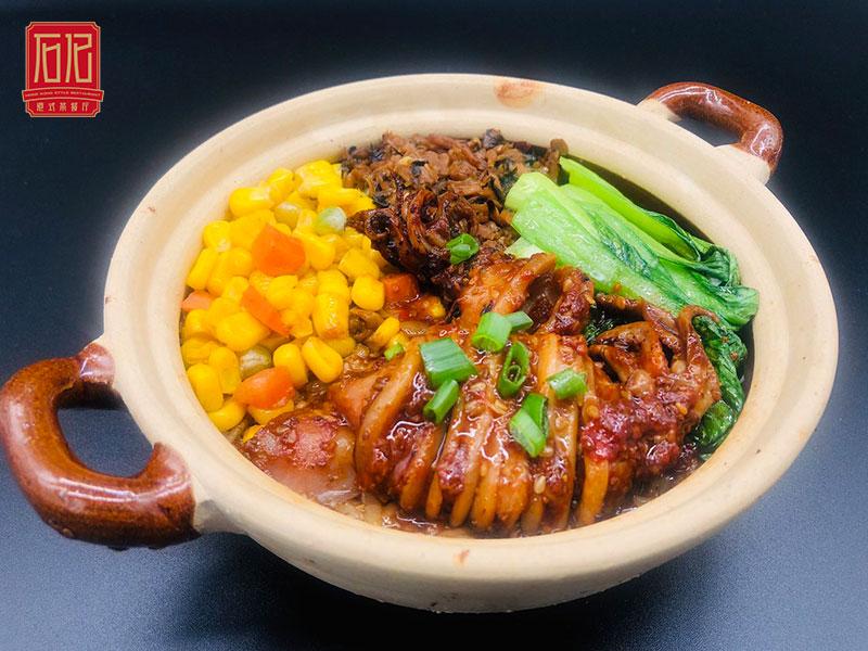 石记港式快餐店加盟 石记港式茶餐厅1
