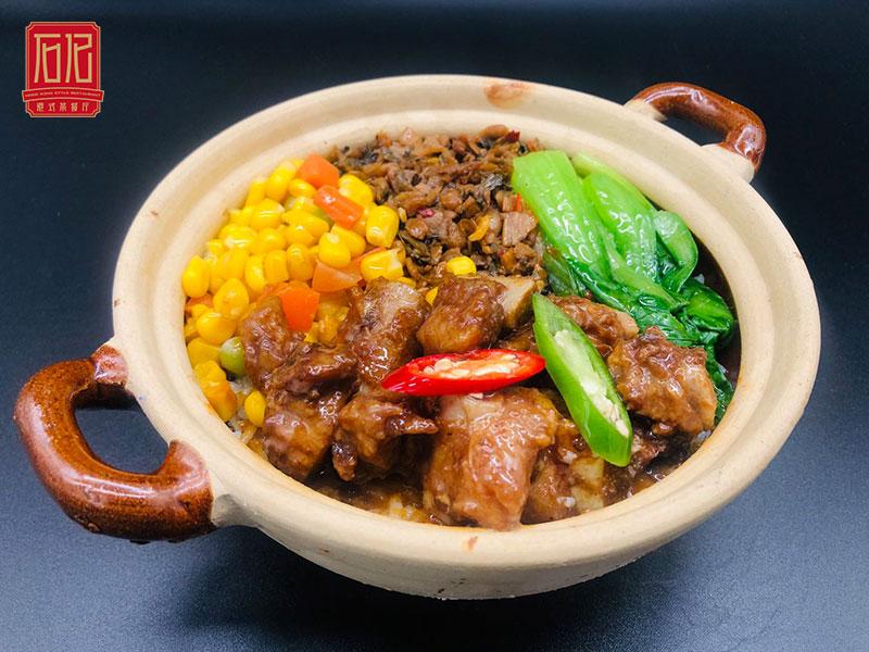 石记港式快餐店加盟 石记港式茶餐厅2
