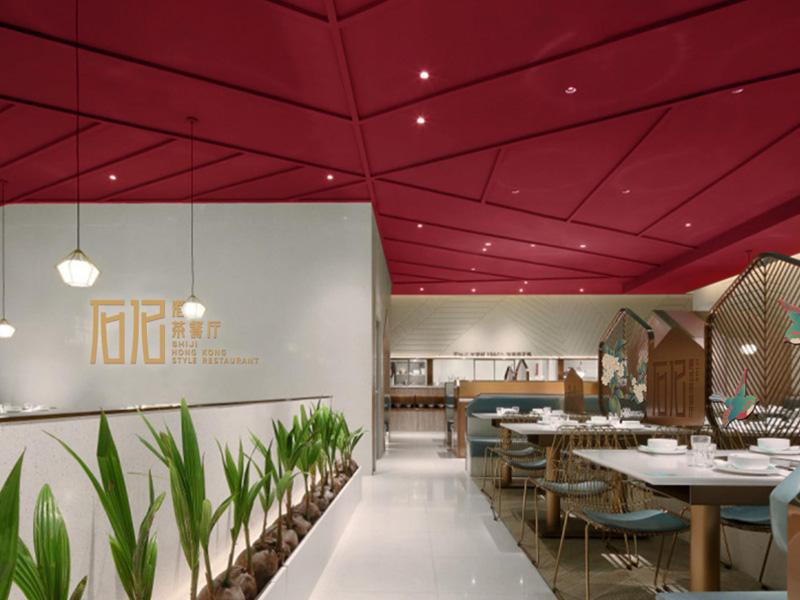 石记港式快餐店加盟 石记港式茶餐厅10