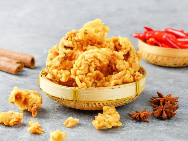 圆大侠酥肉加盟 产品展示