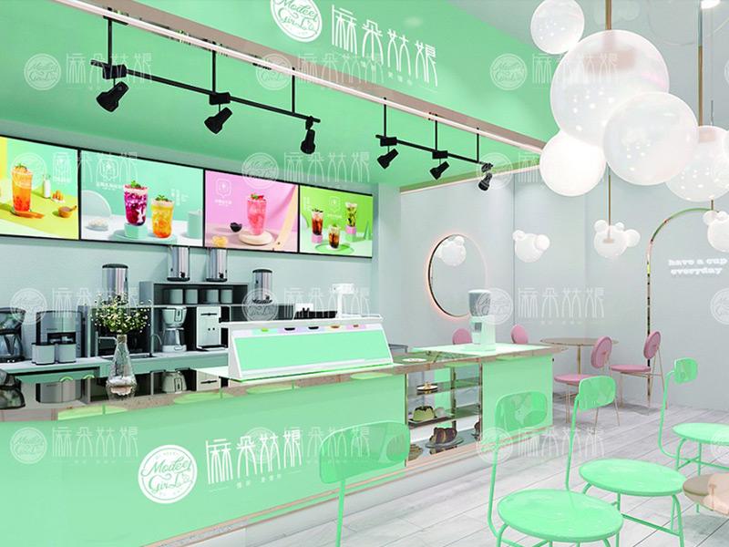麻朵姑娘饮品屋加盟 麻朵姑娘饮品屋