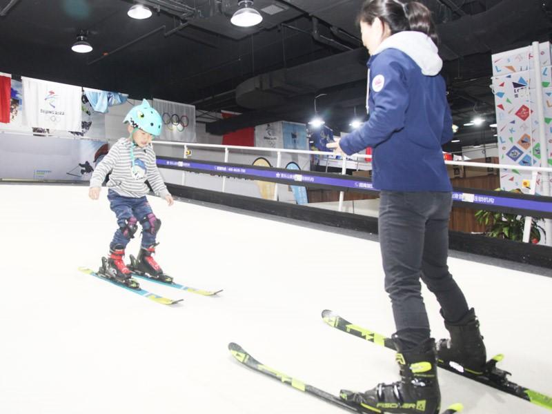 雪樂山室內滑雪加盟 品牌輪播