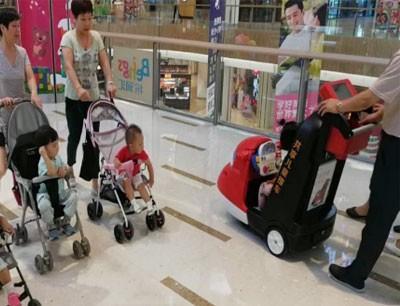 小木马共享推车加盟 小木马共享儿童推车加盟
