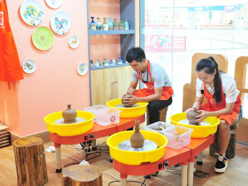 天才計劃兒童創意工坊