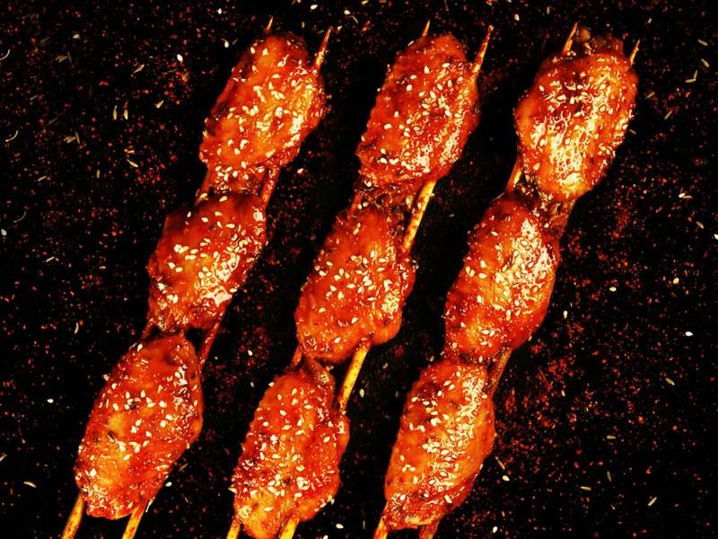 第一部落烤串