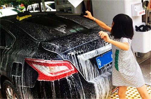 小雨嘀嗒智能洗車