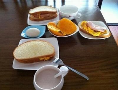 金穗营养早餐