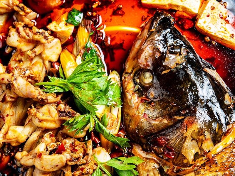 味仙疯美蛙鱼头加盟 味仙疯美蛙鱼头加盟