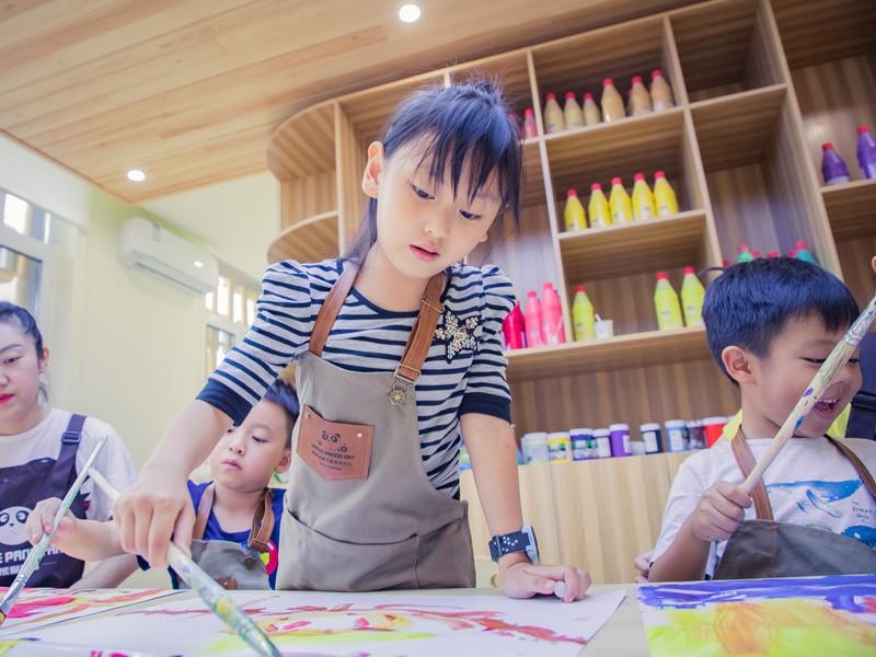 熊貓叔叔兒童美術加盟 熊貓叔叔兒童美術加盟